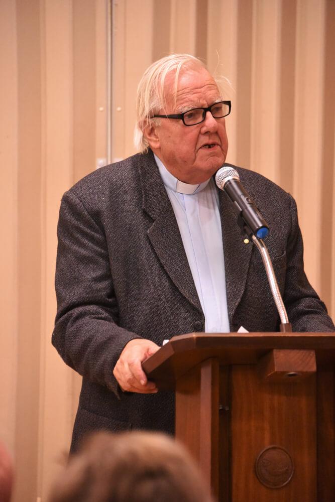 Arch Deacon Phillip Newman